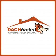 """Logo, Visitenkarte (Geschäftsausstattung) & Web """"der Dachfuchs"""""""