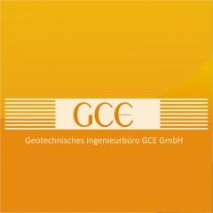 """Flyer Gestaltung """"GCE- Geotechnisches Büro"""""""