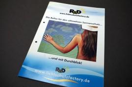 2012/ R&D Lichtschutzfactory_Broschüre