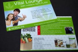 2011/ Vital Lounge Flyer
