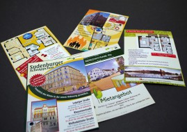 2009/ Immobilienangebote Flyer