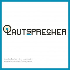 "Logo, Visitenkarten& Webseitengestaltung ""Agentur Lautsprecher"""