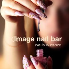 "Visitenkarten, Bestellkarten & Flyer ""Image Nail Bar"""
