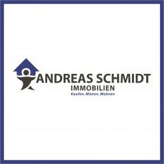 """Logo Gestaltung & Geschäftsausstattung """"Andreas Schmidt Immobilien"""""""
